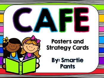 Cafe Strategy Posters