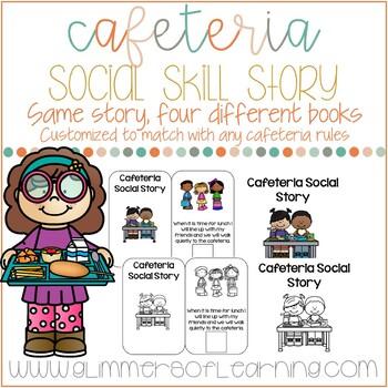Cafeteria Social Story