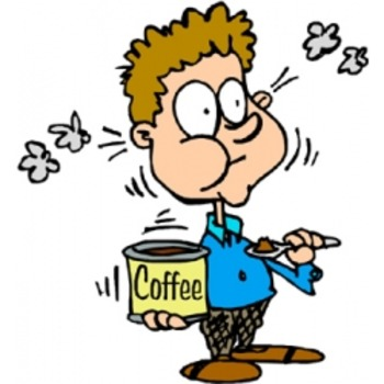Caffeine - A Stimulant For Our Body   - Text and Exercise Sheets