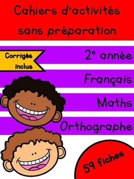 Cahiers d'octobre - 2e année