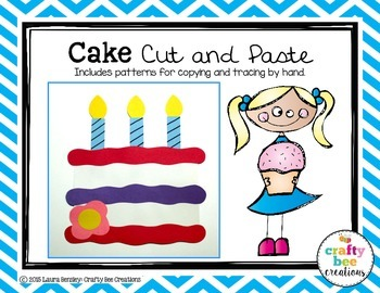 Cake Cut and Paste
