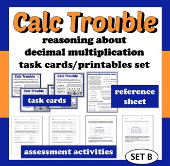 Calc Trouble reasoning about decimal multiplication task c