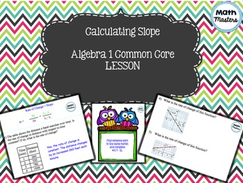 Calculate Slope
