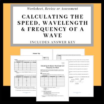Calculating Transverse/Longitudinal Wavelengths, Frequency