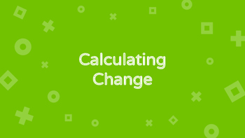 Calculating Change Word Problems - Grade 3 & 4 AUSVELs and