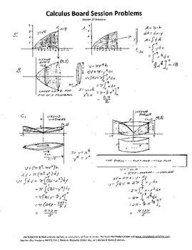 Calculus Board Sessions,Session 17,Evaluate Integrals,area