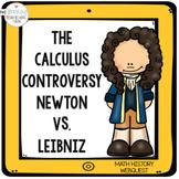 Calculus Newton vs Leibniz Web Quest