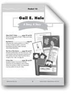 Caldecott Winners 4-6: Gail E. Haley: 'A Story, A Story'