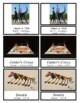 Alexander Calder Montessori 3 Part Cards with Display Card