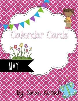 Calendar Cards - May