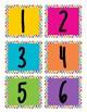 Calendar Cards - Polka Dots