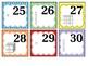 Calendar Cards with Content – Base Ten Edition