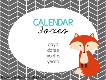 Calendar { Foxes }