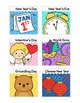 Calendar Holiday Cards