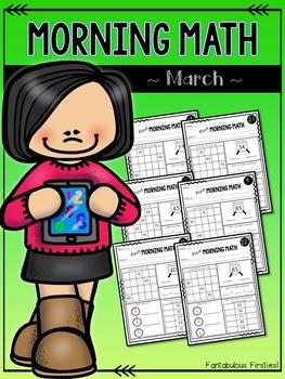 Calendar Math for March
