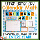 Calendar Math BUNDLE