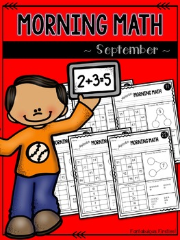 Calendar Math for September