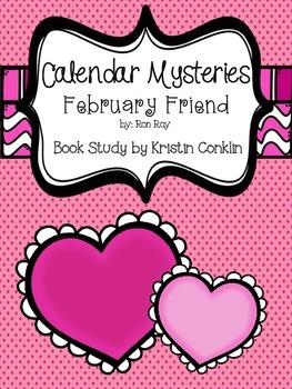 Calendar Mysteries February Friend