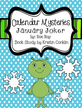 Calendar Mysteries January Joker