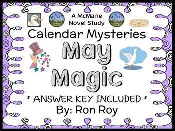 Calendar Mysteries: May Magic (Ron Roy) Novel Study / Read