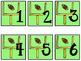 Calendar Numbers- Football