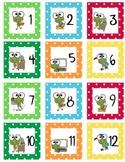 Calendar Numbers - Smart Frog Theme