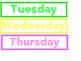 Calendar Prinatables & Ten Frames