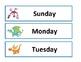 Calendar Set - Dragons