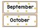 Calendar Set : Freebie