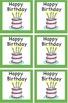 Calendar Set Number Cards Supplement Pack