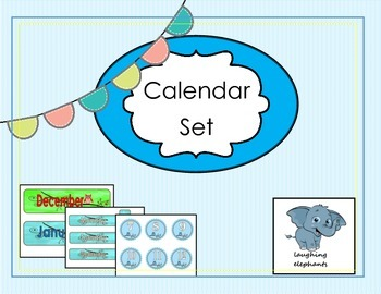 Calendar Set Owls