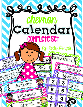 Calendar Set in ChEvRoN