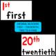 Math Posters- Ten Frames