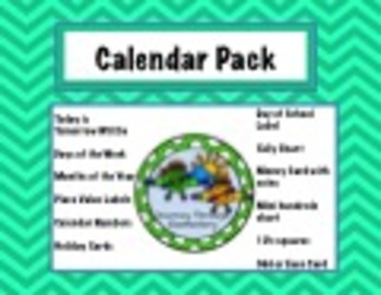 Calendar and Weather Bundle