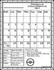 Calendario de Comportamiento 2016-2017 - Pokemon Go (Spanish)