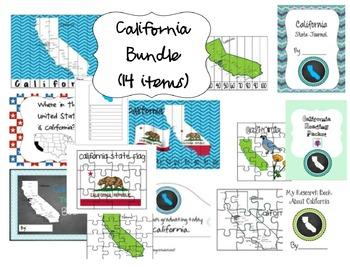 California Bundle (14 resources)