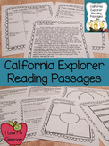 California Explorers Reading Passages {Cabrillo, Drake, an
