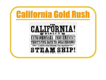 California Gold Rush for Students with Significant Disabilities