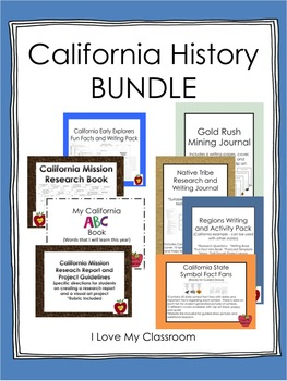 California History Bundle (8 Products)