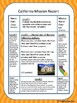 California Missions Poster Project Using Bloom's Taxonomy
