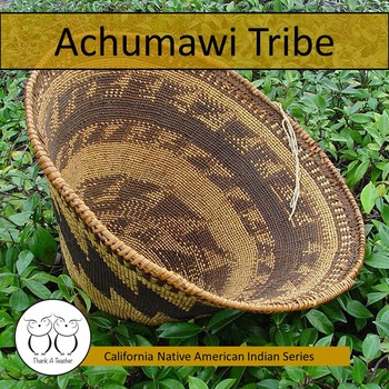 California Native American Indian Series: Achumawi Tribe