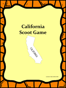 California Scoot Game