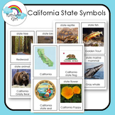 California State Symbol Cards
