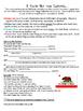 Descriptive State Writing Frame (California Featured)