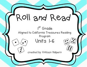 California Treasures Roll and Read