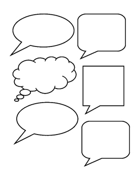 Call Boxes and Speech Bubbles