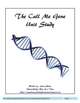 Call Me Gene Biology Study