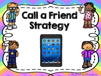 Call a Friend Strategy