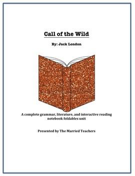 Call of the Wild Complete Literature, Grammar, & Interacti