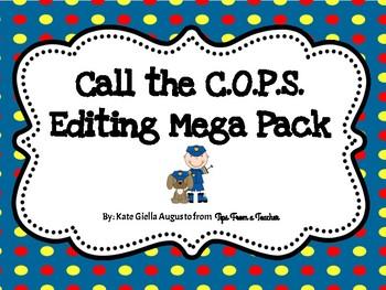 Call the COPS Mega Pack